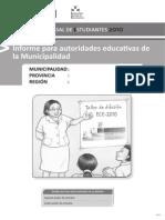 6. InformeMunicipalidad Web