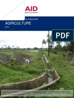 SectorEnvironmentalGuidelines Agriculture 2014