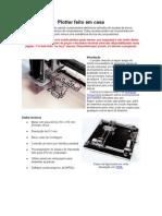 Lutcho - Plotter Caseiro Para PCB