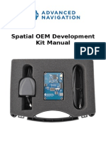 Spatial OEM Development Kit Manual