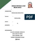 FUNDAMENTOS DE LAS CORRIENTES EN LA EDUCACION.docx
