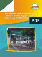 Guía Ambiental Para La PL en Plantas de Beneficio de Ganado