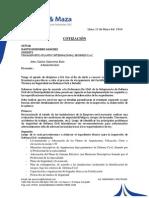 Cotizacion Atlantic Impreso