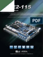 DE2 115 User Manual