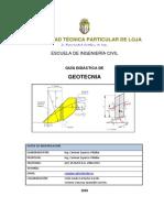Guia Parte i de Geotecnia 2009