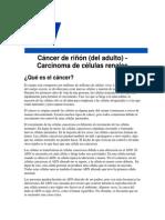 Carcinoma Renal