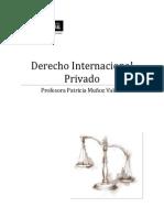 Apuntes Derecho Internacional Privado 2011
