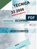 Umec 33 2006 Scopino Arrefecimento