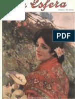 La Esfera (Madrid. 1914). 25-4-1914, n.º 17