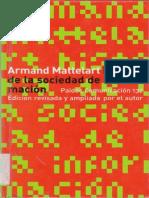 31032411 Mattelart Armand Historia de La Sociedad de La Informacion