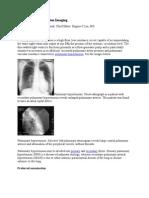 Pulmonary Hypertension Imaging