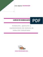 Instalacion Operacion y Mantenimiento Motores Industriales
