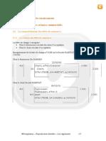 Chapitre 4 Les Reglements Partie 2.2 La Comptabilisation Des Effets de Commerce