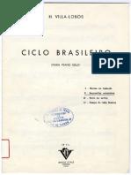 Ciclo Brasileiro - Impressoes Seresteiras