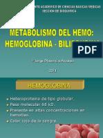 Diálogo 25 - Hemoglobina. Grupo A