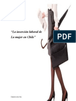 La inserción laboral de la mujer en Chile (Camila León)