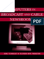 Computers in Broadcast & Cable Newsrooms