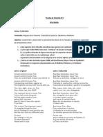 Prueba 2 Filosofía 4rto Medio 2014