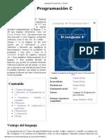 Lenguaje de Programación C - EcuRed