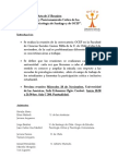 Acta Convocatoria OCEP 2 de Nov 2009