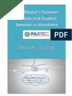 Travel Guide international student in Hiroshima