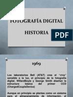 Breve Historia de La Fotografia Digital