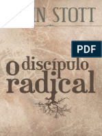 John Stott o Discipulo Radical