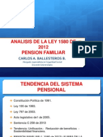 Presentacion - Pension Familiar