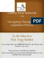 LFN Legislative Process