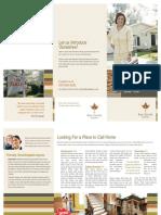 Real Estate Agent Brochure