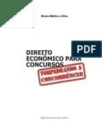Direito Econômico para Concursos - Bruno Mattos e Silva