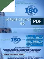 Normas de Calidad ISO
