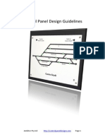 Design Guidelines of Cr Panels
