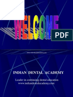 Nutrition Symposium / orthodontic courses by Indian dental academy