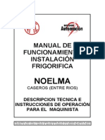 Manual Inst. Frig.