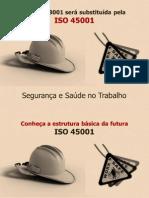 A estrutura básica da futura ISO 45001 de Segurança e Saúde no Trabalho