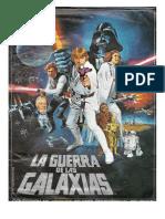 Álbum-guerra de Las Galaxias
