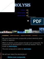 electrolysis.ppt