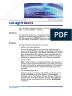 Call Agent Basics - NN10023-111.03.04