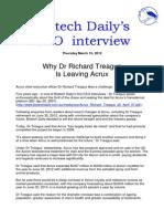 Acruxs Dr Richard Treagus 15 Mar 2012