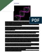ADN-ul Uman Un Internet Biologic