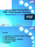 Fluid Dynamic Bearings