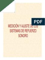 Medicion Ajuste Rs