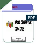 Computer Basics Computer Basics2