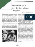 Barrera J (DES) La Etnopsicologia en La Cosmovision Adultos Indigenas