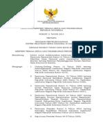 11 Tahun 2013 Pedoman Pelaksanaan SislatkernasDA BARUUUU