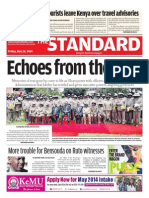 The Standard 16.05.2014
