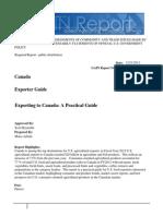 Exporter Guide Ottawa Canada 12-21-2012