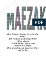 One Dragon Master to Unite the Races Elf, Human, And