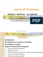 Occlusion 31 / orthodontic courses by Indian dental academy